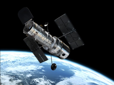 Space in Videos  1990  01  Hubble Space Telescope